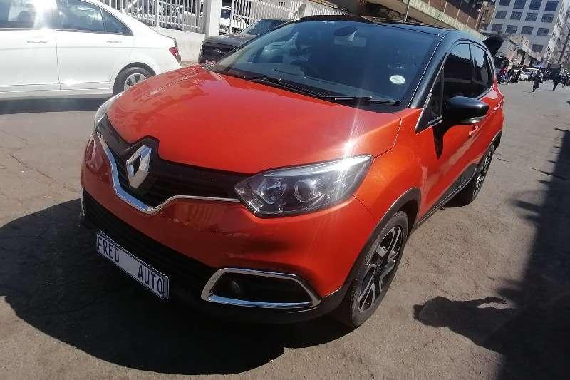Used 2017 Renault Captur 66kW turbo Dynamique