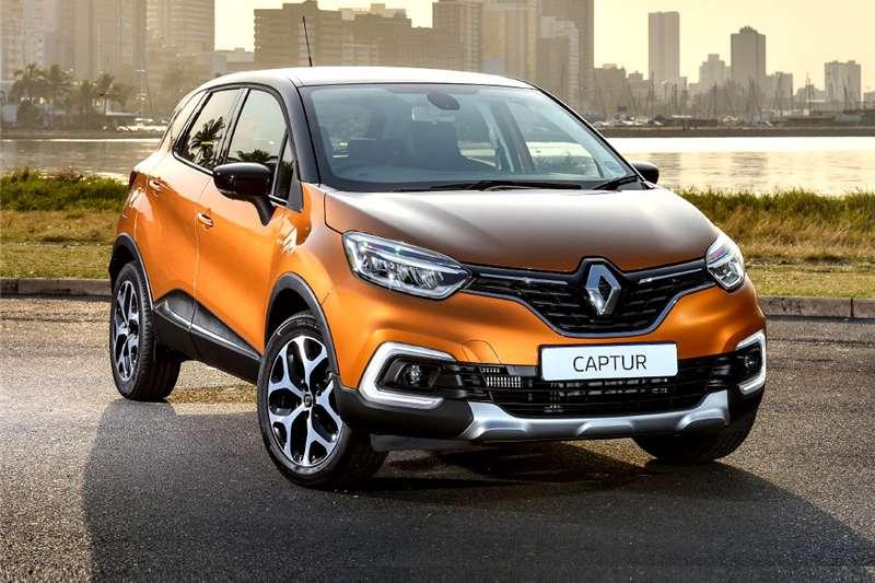 Renault Captur 66kW turbo Dynamique 2018