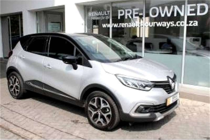 Renault Captur 66kW turbo Dynamique 2019