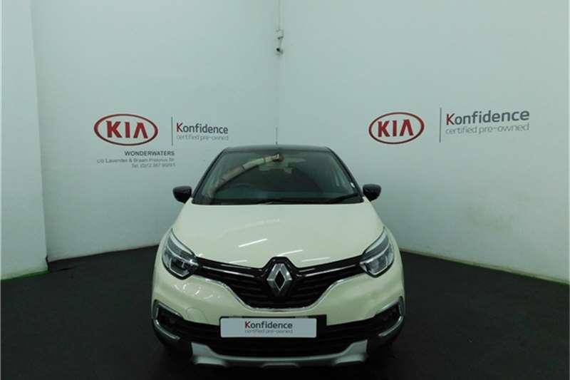 Renault Captur 66kW turbo Dynamique 2020