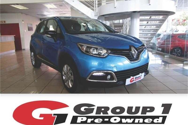 Renault Captur 66kW turbo Expression 2015