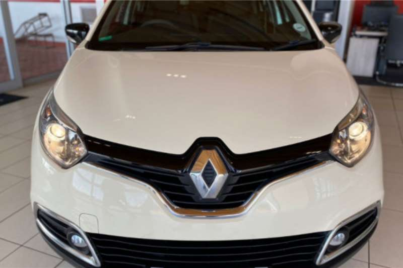 Used 2016 Renault Captur 66kW turbo Expression