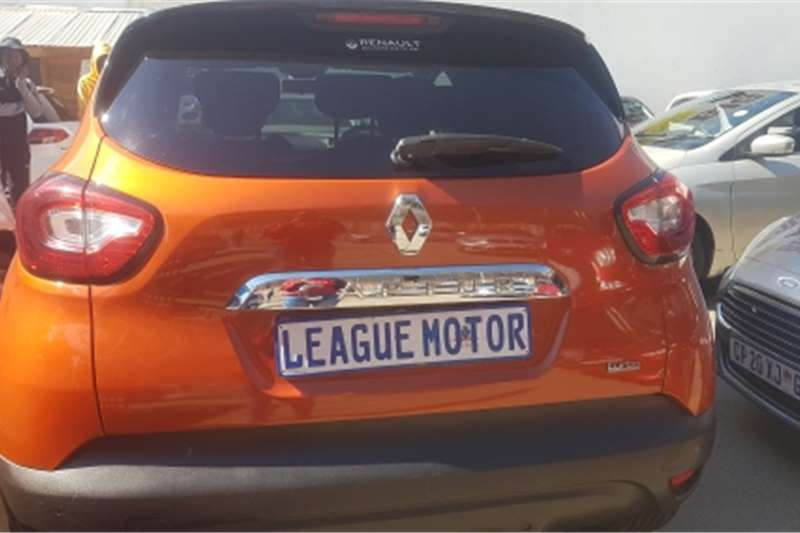 Used 2016 Renault Captur 66kW turbo Expression
