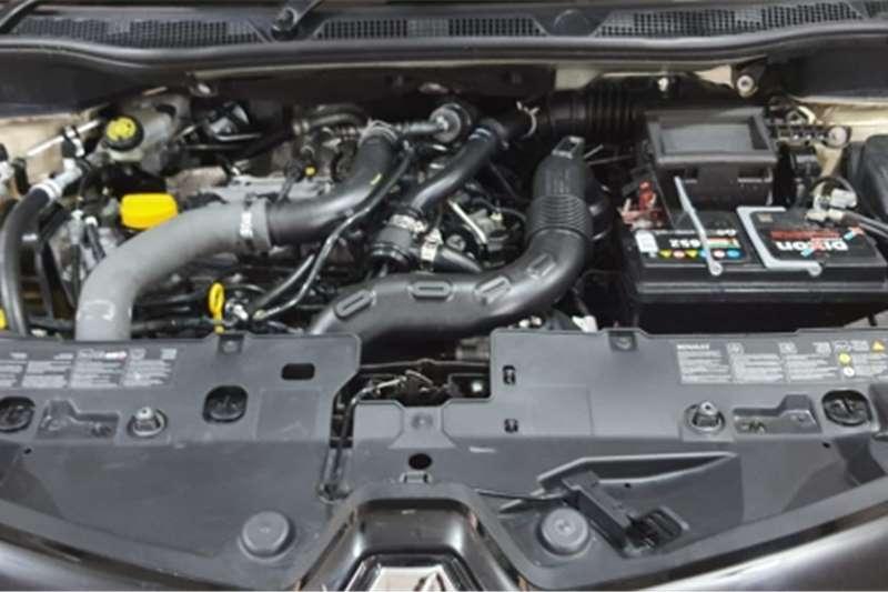 2016 Renault Captur Captur 66kW turbo Expression