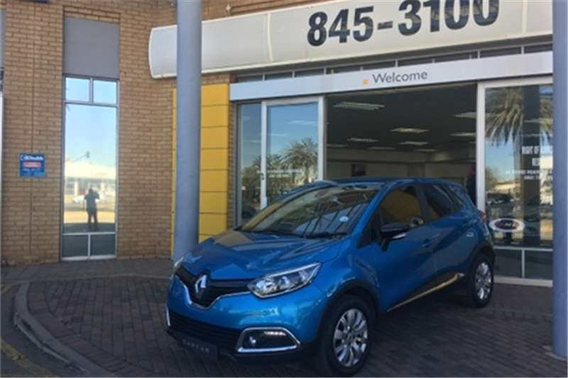Renault Captur 66kW turbo Expression 2017