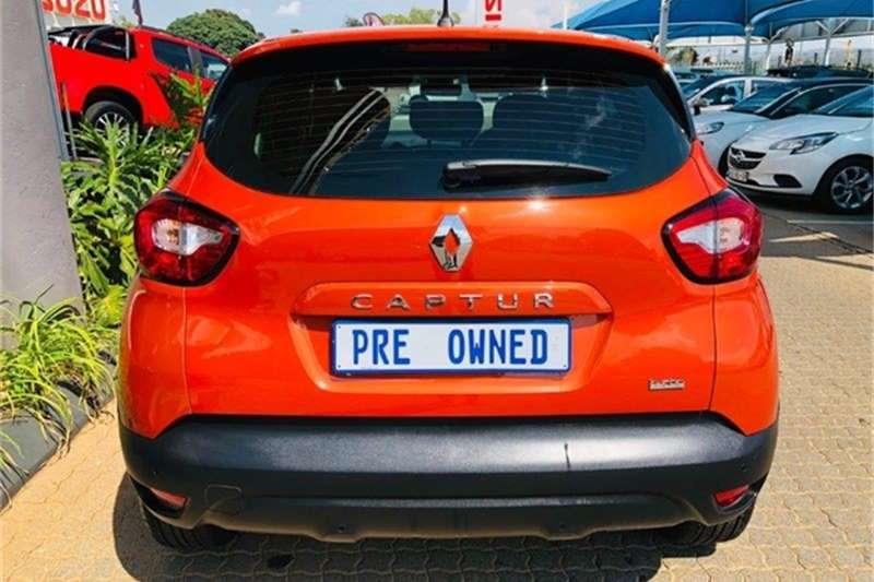 2017 Renault Captur Captur 66kW turbo Expression