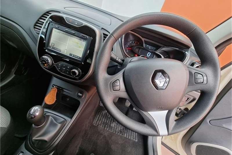 Used 2017 Renault Captur 66kW turbo Expression