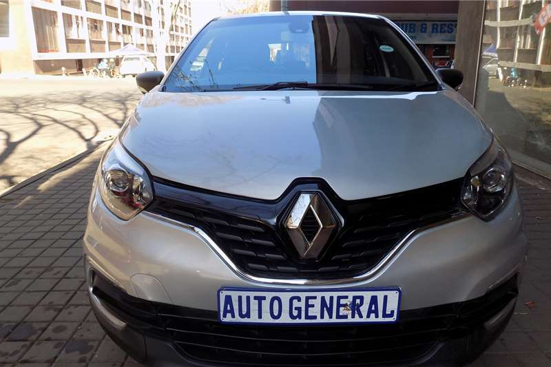 Renault Captur 66kW turbo Expression 2018