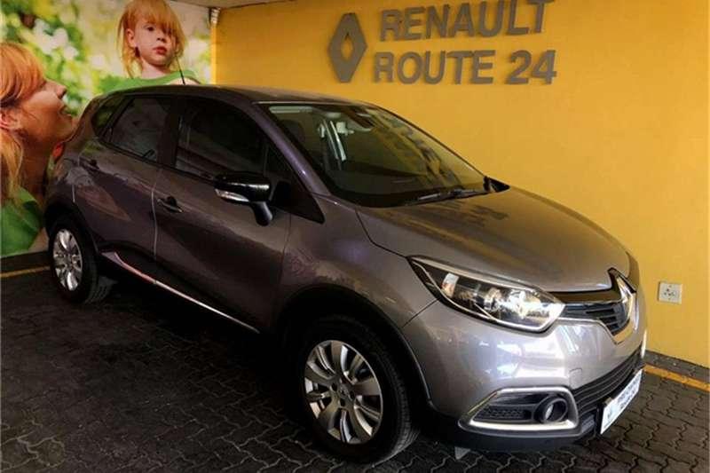 Renault Captur 66kW turbo Expression