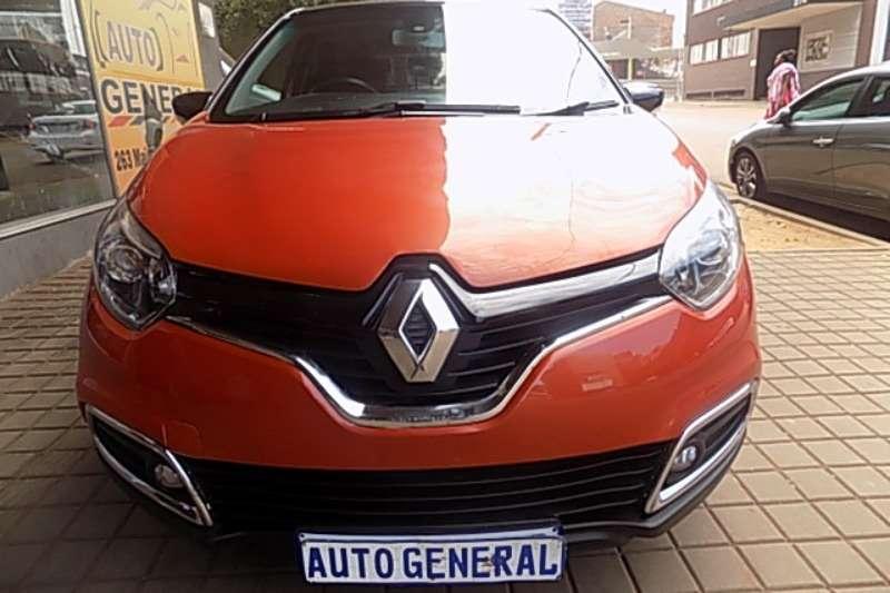 Renault Captur 88kW turbo Dynamique 2015