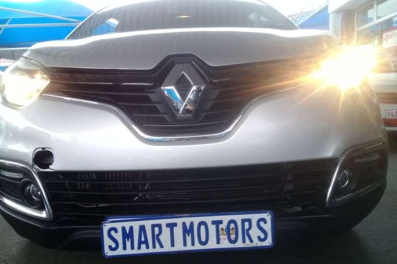 Renault Captur 88kW turbo Dynamique 2016