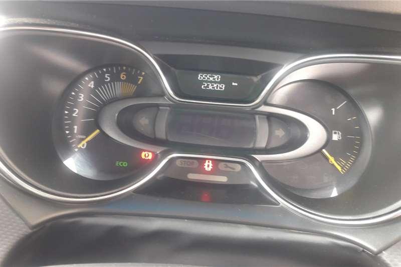 2016 Renault Captur Captur 88kW turbo Dynamique
