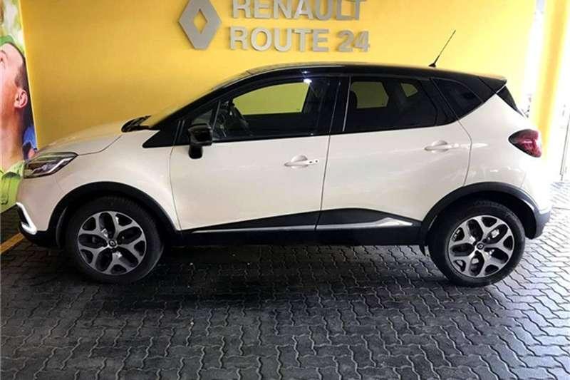 Renault Captur 88kW turbo Dynamique 2017