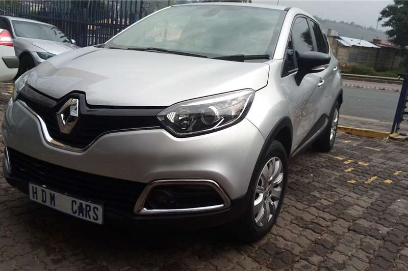 Used 2017 Renault Captur 88kW turbo Dynamique