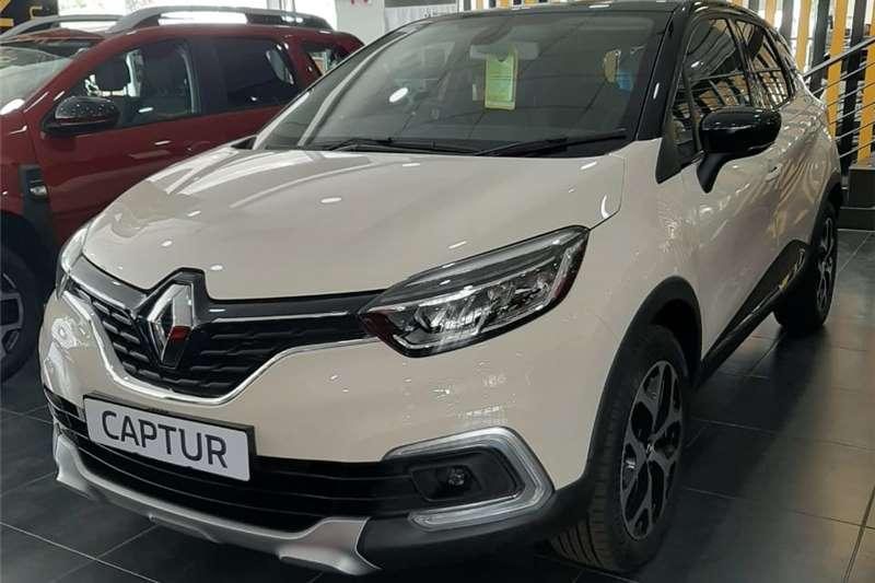 Renault Captur 88kW turbo Dynamique 2019