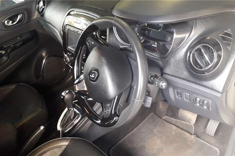 Renault Captur 88kW turbo Dynamique auto 2015