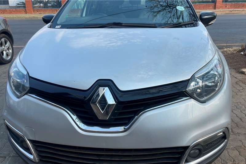 Used 2015 Renault Captur 88kW turbo Dynamique auto