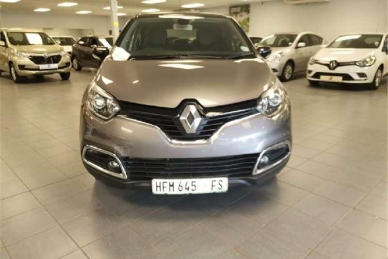 2016 Renault Captur Captur 88kW turbo Dynamique auto