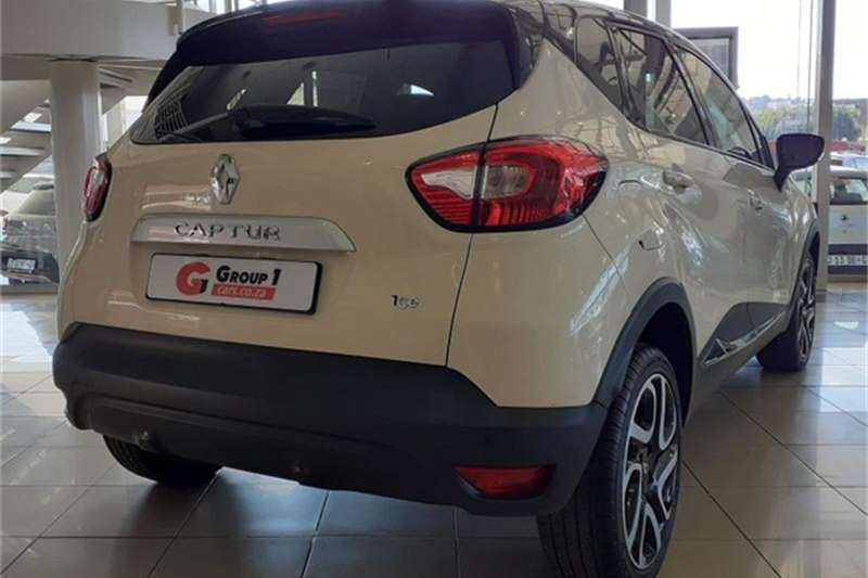 Used 2016 Renault Captur 88kW turbo Dynamique auto