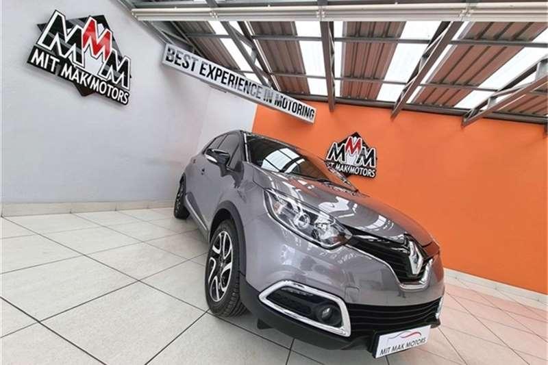 Used 2016 Renault Captur 88kW turbo Dynamique auto