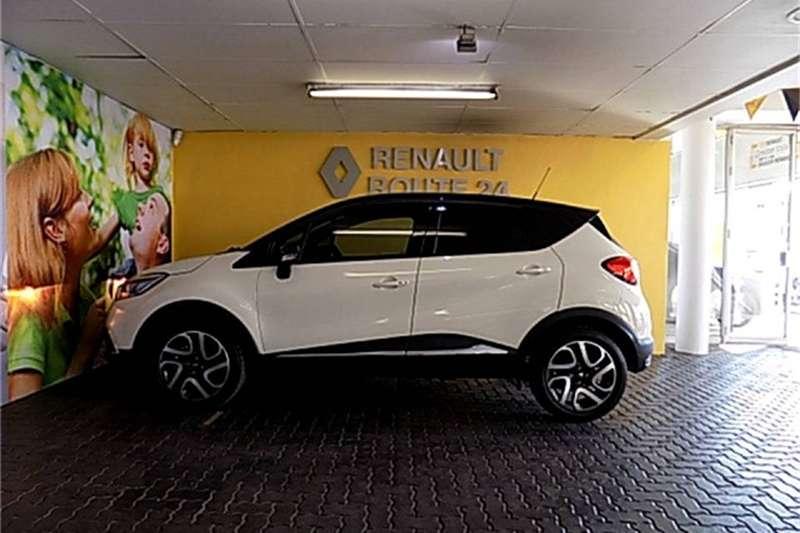 Renault Captur 88kW turbo Dynamique auto 2017