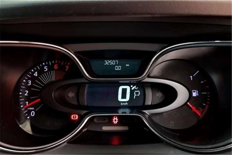 2017 Renault Captur Captur 88kW turbo Dynamique auto