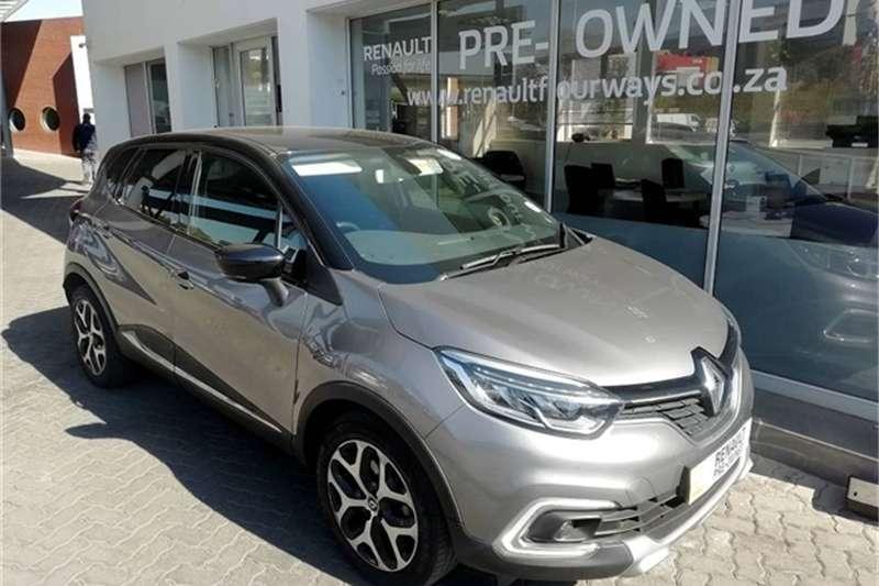 Renault Captur 88kW turbo Dynamique auto 2018