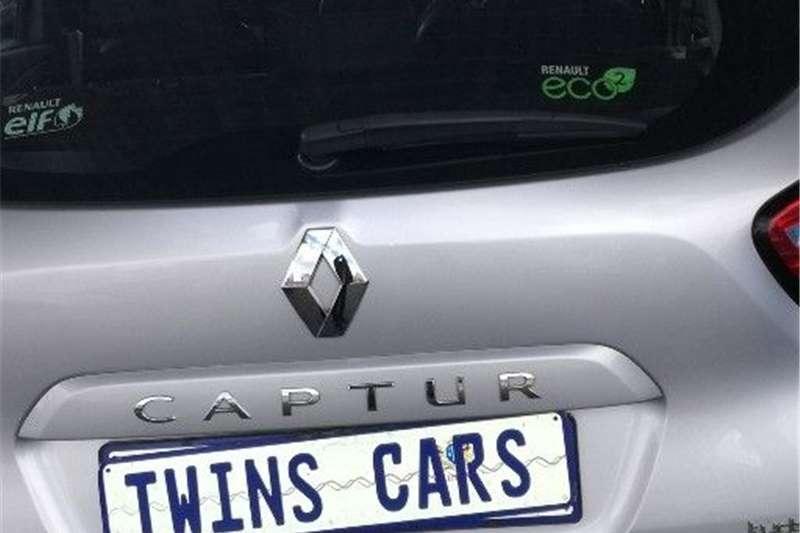 Used 0 Renault Captur