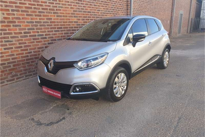 2016 Renault Captur 66kW turbo Expression