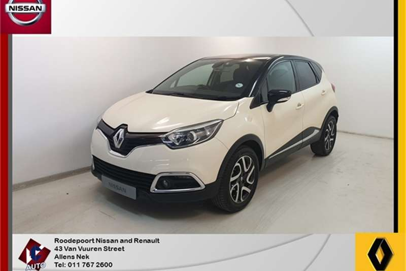 2016 Renault Captur 66kW turbo Dynamique