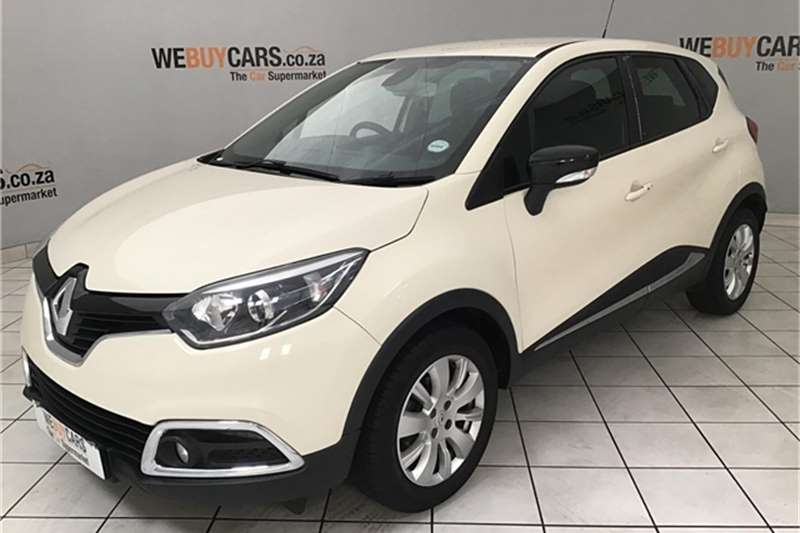 2015 Renault Captur 66kW turbo Expression