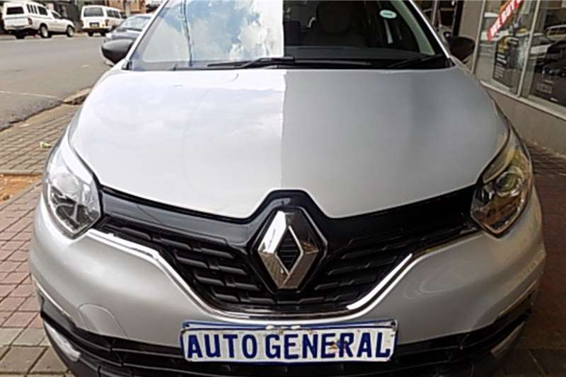 2018 Renault Captur 66kW turbo Blaze
