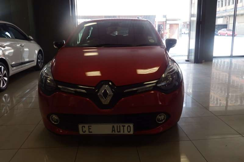 Renault Clio 0.1 dynamic 2014