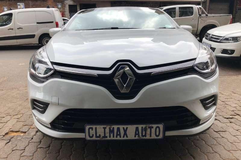 Renault Clio 0.9 Turbo 2017