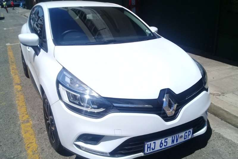 Renault Clio 0.9 turbo 2018