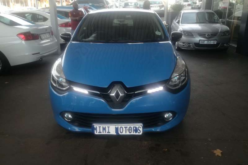 Renault Clio 1.0 Turbo 2013