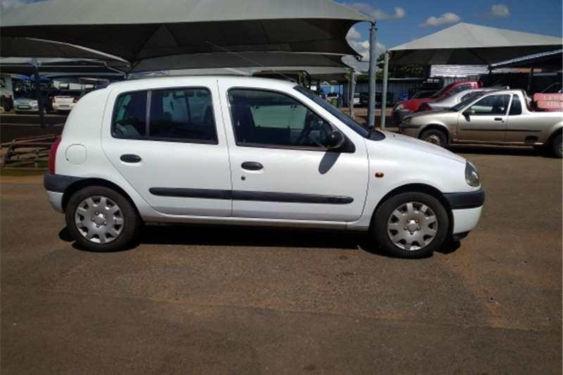 Used 2001 Renault Clio