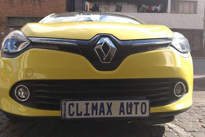 Renault Clio 1.2 TURBO 2013