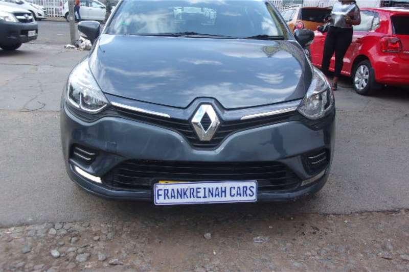 Used 2017 Renault Clio 1.4 Extreme 5 door