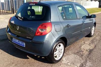 Used 2007 Renault Clio 1.5dCi Expression 5 door