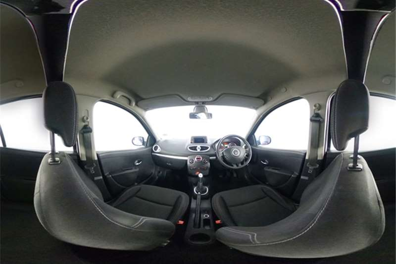 Used 2012 Renault Clio 1.6 Avantage