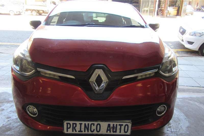 Renault Clio 1.6 Dynamique 2013