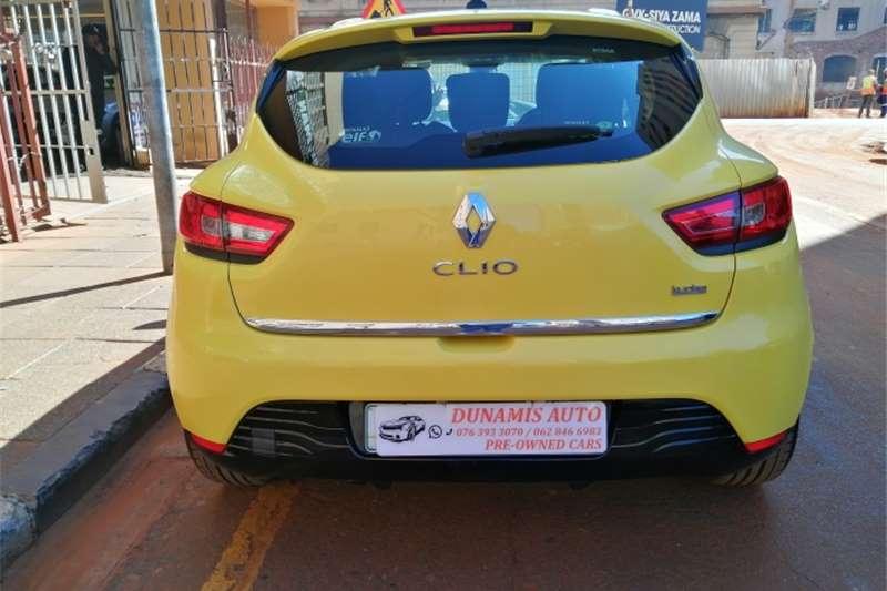 2013 Renault Clio Clio 1.6 Dynamique