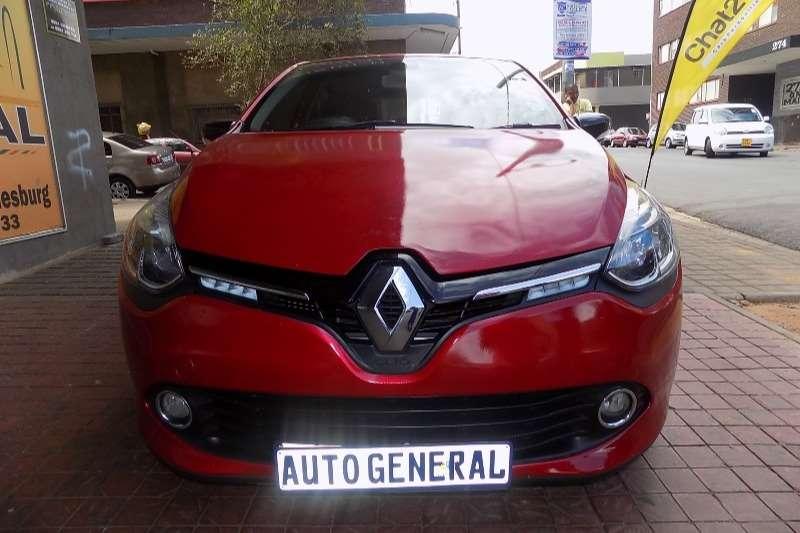 Renault Clio 1.6 Dynamique 2014