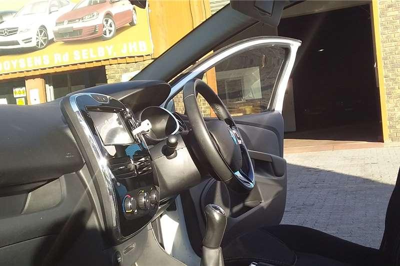 Renault Clio 1.6 Dynamique 2015