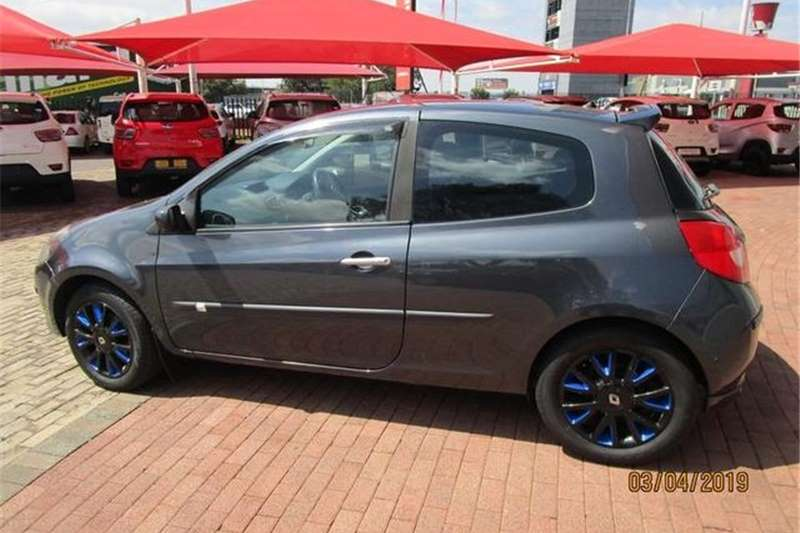 Renault Clio 1.6 Dynamique 3 Door 2007