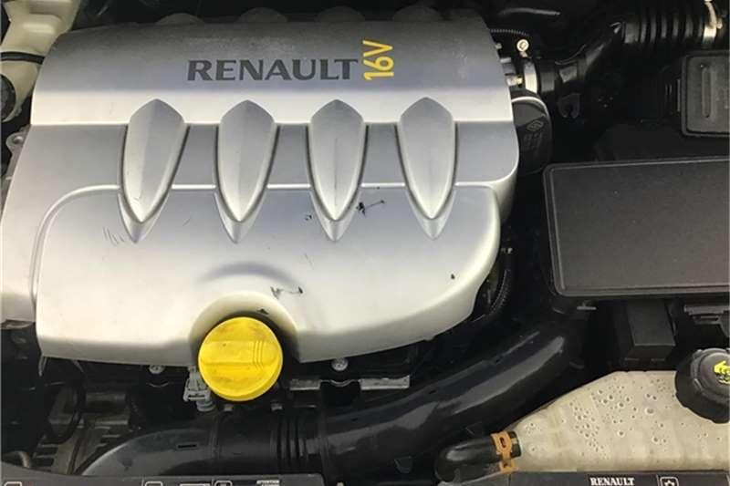 Renault Clio 1.6 Dynamique 5 door 2007