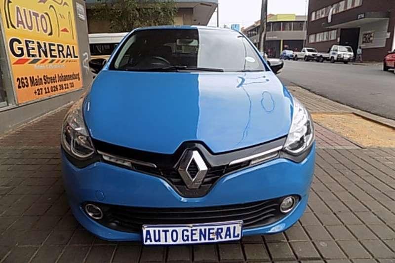 Renault Clio 1.6 Dynamique 5 door 2013