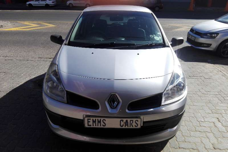 Renault Clio 1.6 Dynamique automatic 2007