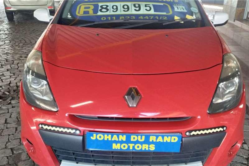 Renault Clio 1.6 S 2011
